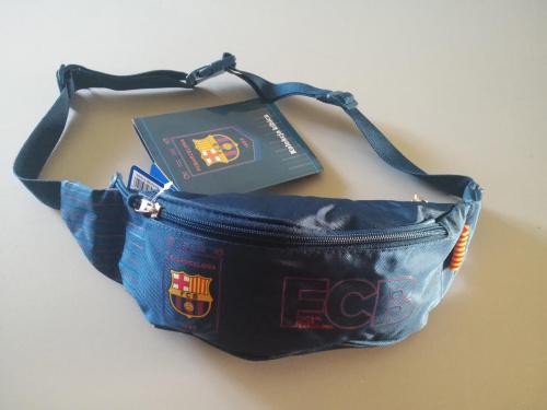Nerka saszetka na pas torebka biodrowa FC Barcelona