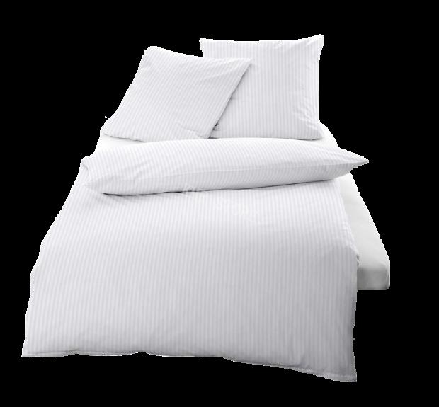 2tlg bettw schedamast bezug streifen silber wei 135x200 cm ebay. Black Bedroom Furniture Sets. Home Design Ideas